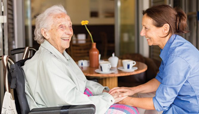 personal and practical support services